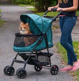 Pet-Gear-Hundebuggy-Hundekinderwagen-Hundewagen